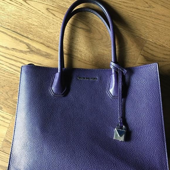 Michael Kors Handbags - Michael Kors Purple Handbag